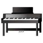 YAMAHA電子ピアノ CSP-150
